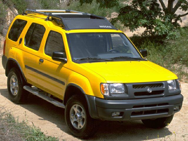 2000 Nissan Xterra Exterior Photo