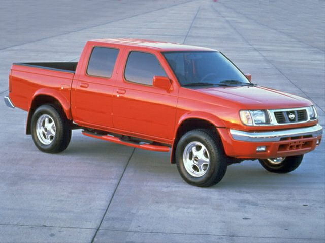2000 nissan frontier se v6 4x2 crew cab 116 1 in wb pictures. Black Bedroom Furniture Sets. Home Design Ideas