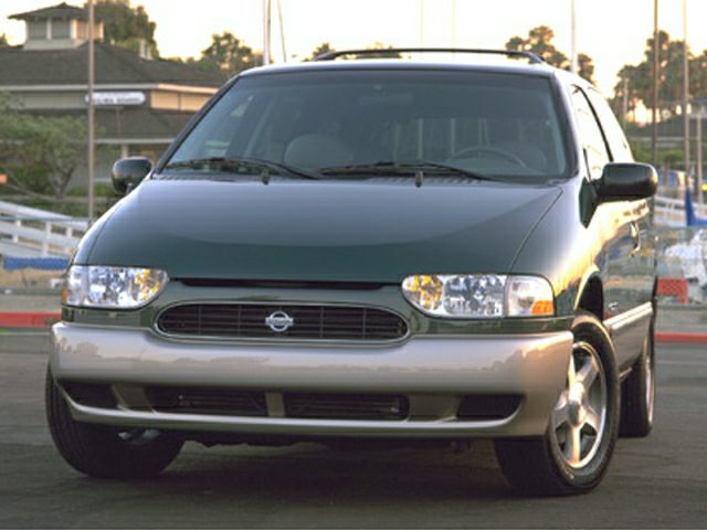 2000 Nissan Quest Exterior Photo