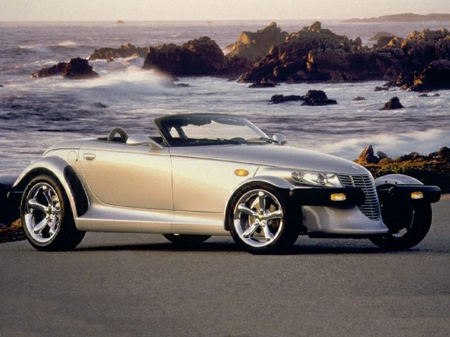 2001 Plymouth Prowler Exterior Photo