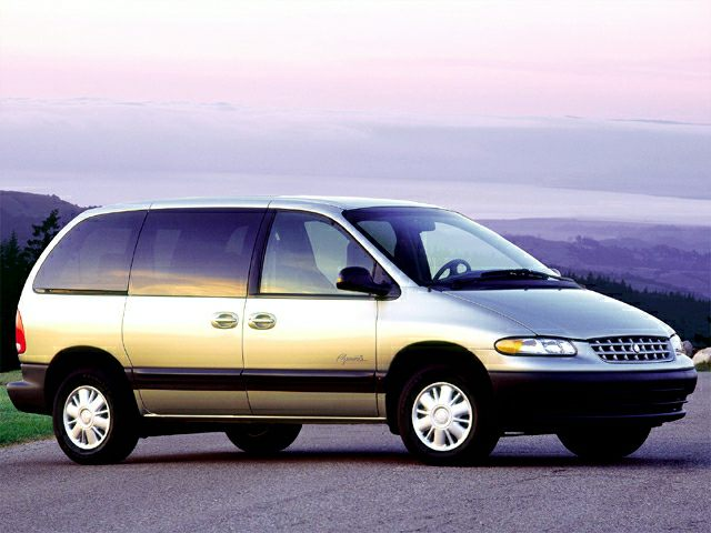 2000 Plymouth Voyager Exterior Photo