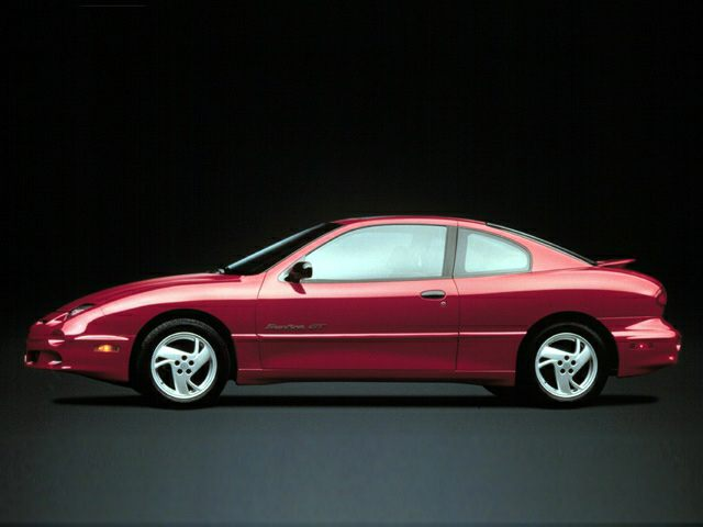 2000 Pontiac Sunfire Exterior Photo