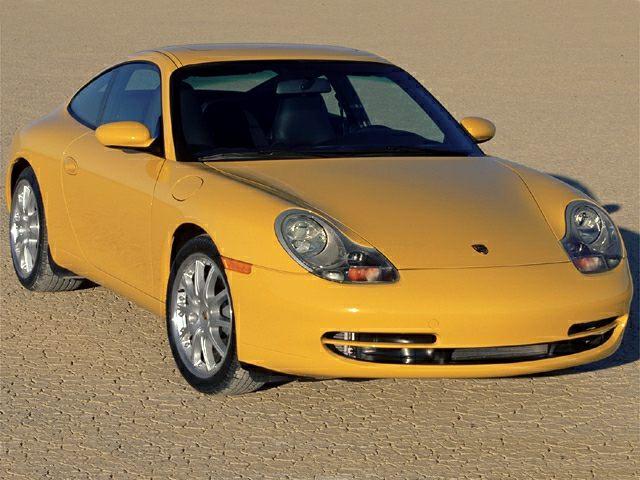 2000 Porsche 911 Exterior Photo