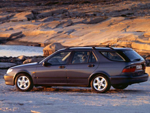 2000 Saab 9-5 Exterior Photo