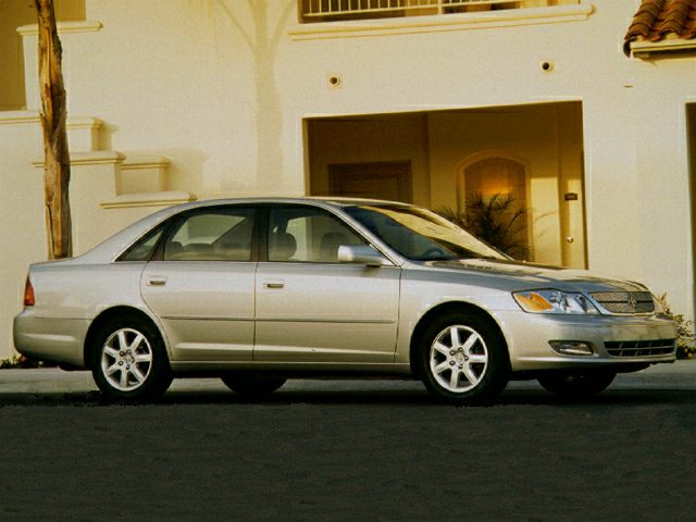 2000 Toyota Avalon Exterior Photo