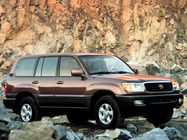 2000 Land Cruiser