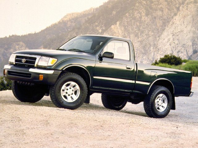 2000 Toyota Tacoma Exterior Photo