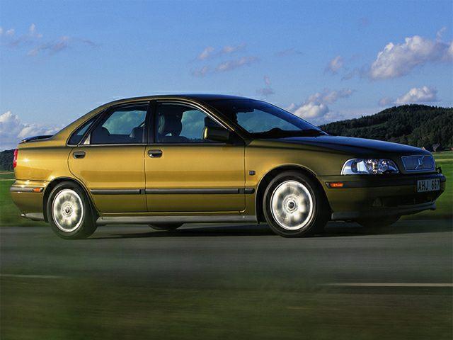 2000 Volvo S40 Exterior Photo