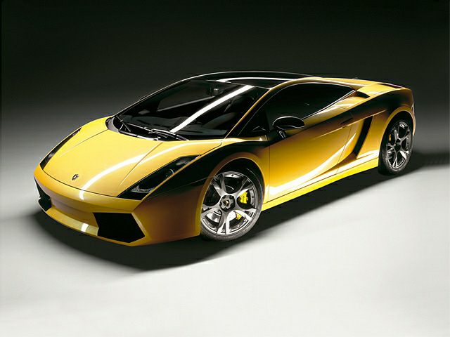 2006 Lamborghini Gallardo Exterior Photo