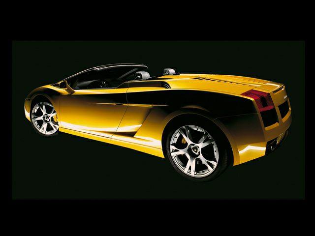 2006 Lamborghini Gallardo Exterior Photo