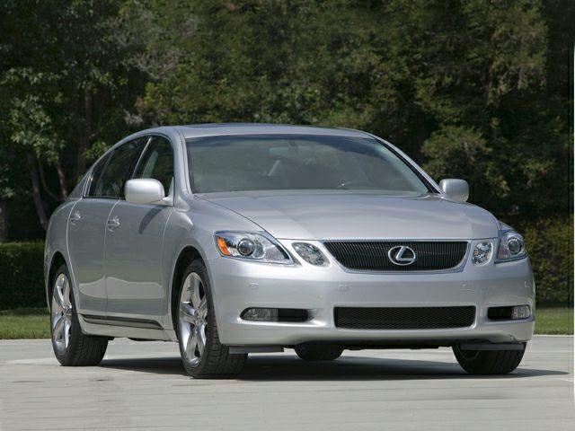 2007 Lexus GS 350 Exterior Photo