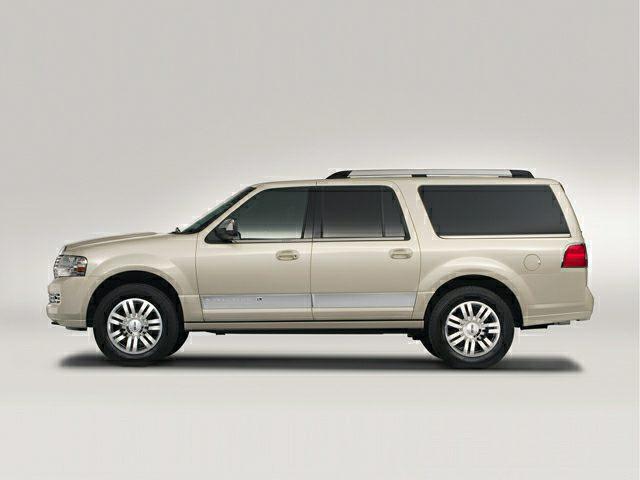 2007 Lincoln Navigator L Exterior Photo