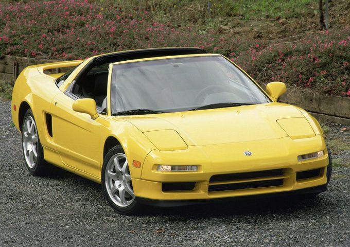 2001 NSX