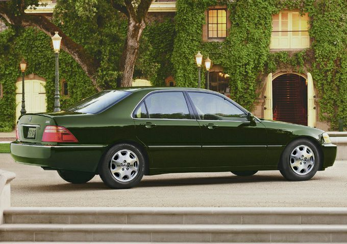 2001 Acura RL Exterior Photo