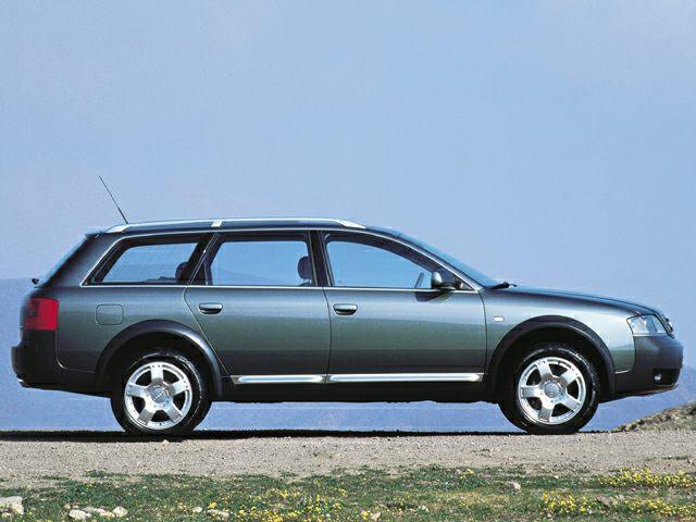 2001 Audi allroad Exterior Photo