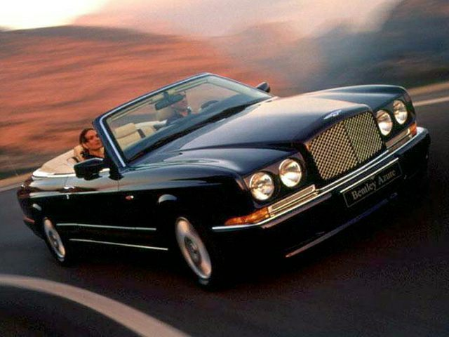 2002 Bentley Azure Exterior Photo