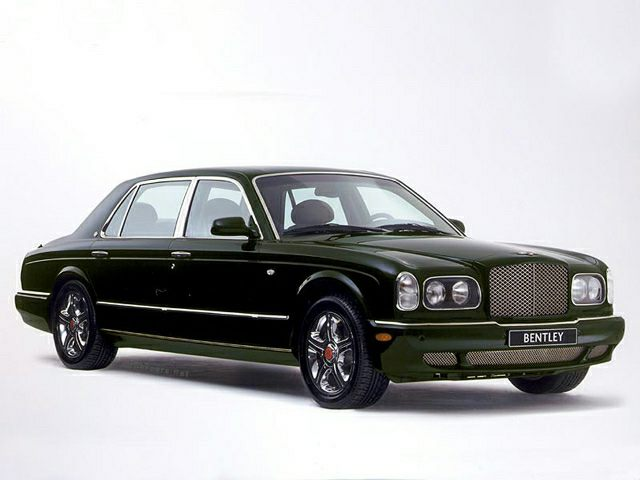 2001 Bentley Arnage Exterior Photo