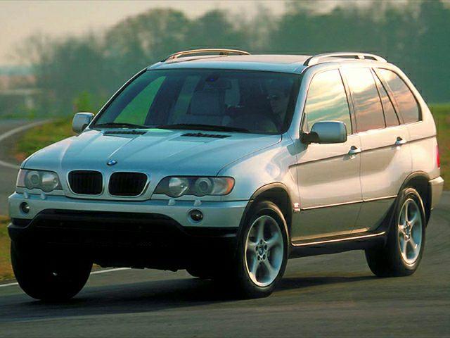 2001 X5