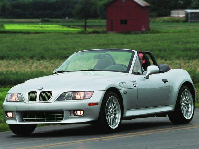 2001 BMW Z3 Exterior Photo