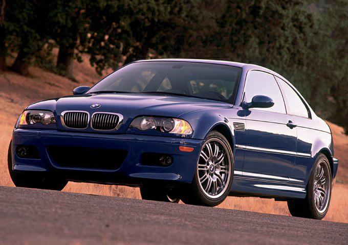 2001 BMW M3 Exterior Photo