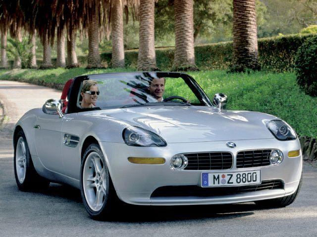 2001 BMW Z8 Exterior Photo