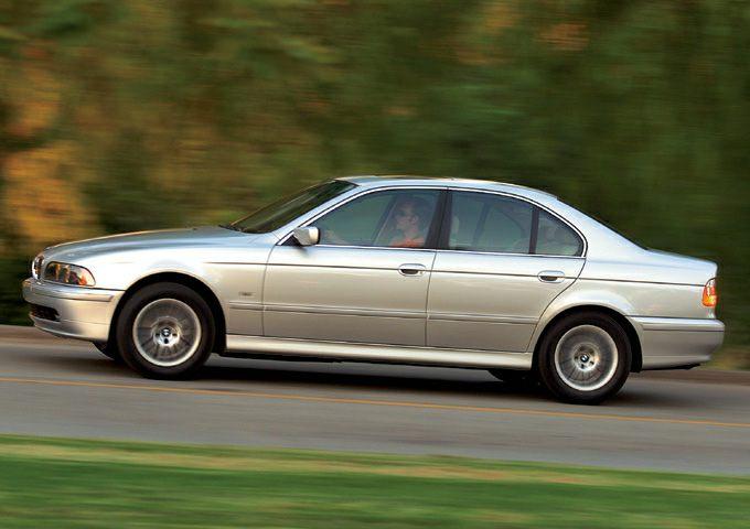 2001 BMW 530 Exterior Photo