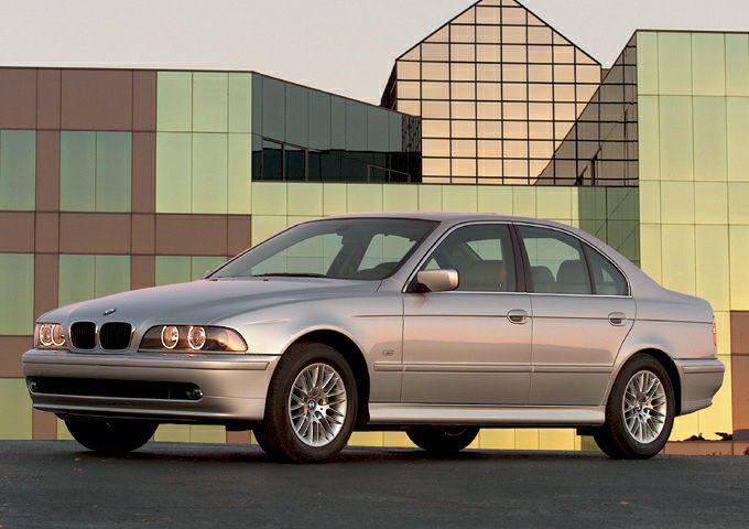 2001 BMW 540 Exterior Photo