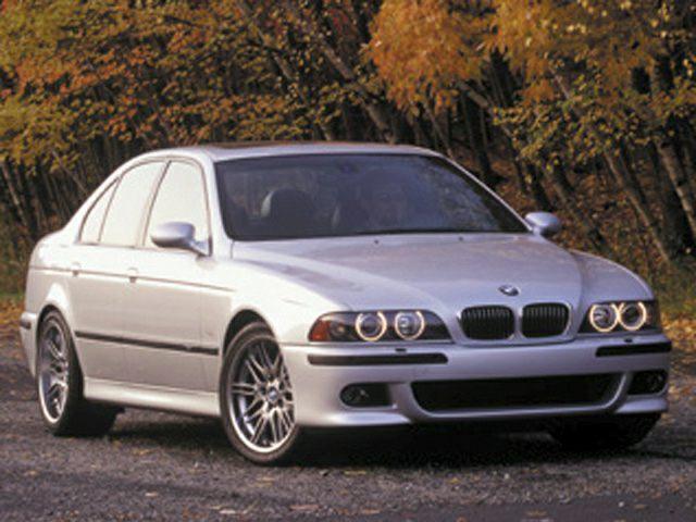 2001 BMW M5 Exterior Photo