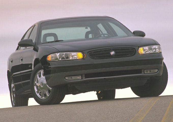 2001 Regal