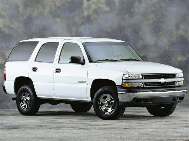 2001 Chevrolet Tahoe Exterior Photo