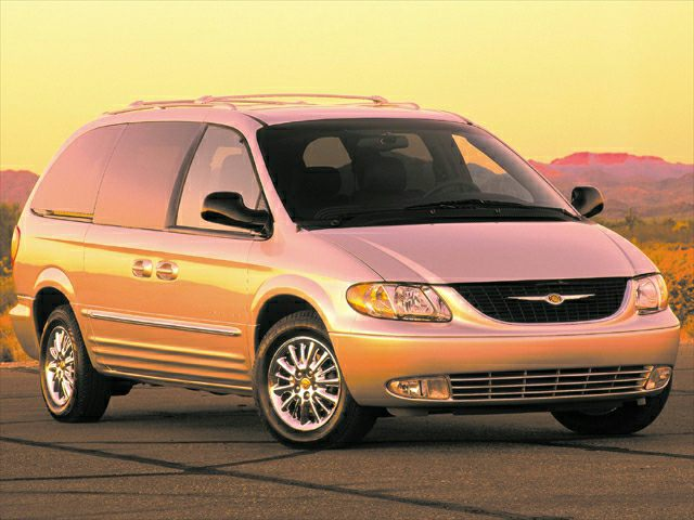 2001 Town & Country