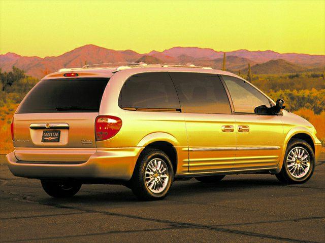 2001 Chrysler Town & Country Exterior Photo
