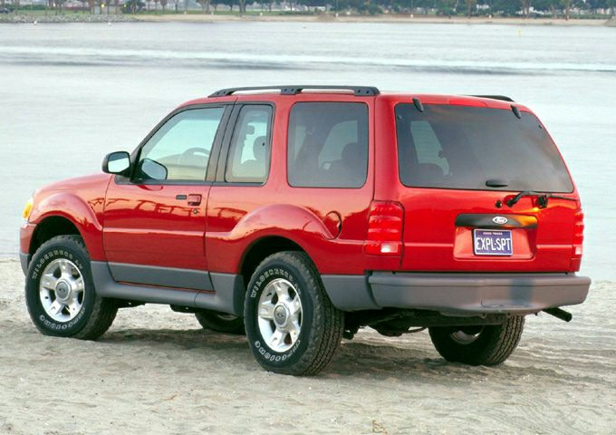 2001 ford explorer sport exterior photo. Cars Review. Best American Auto & Cars Review