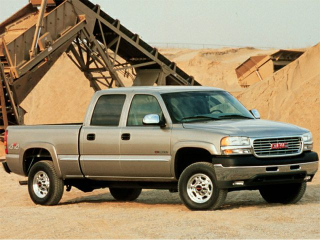 2002 Sierra 2500HD