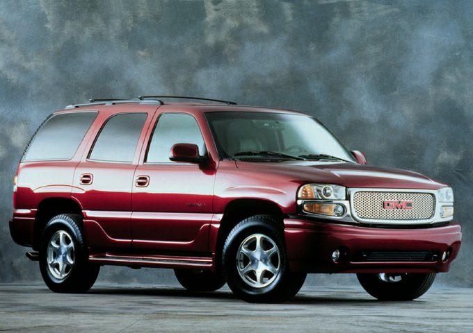 2001 Yukon