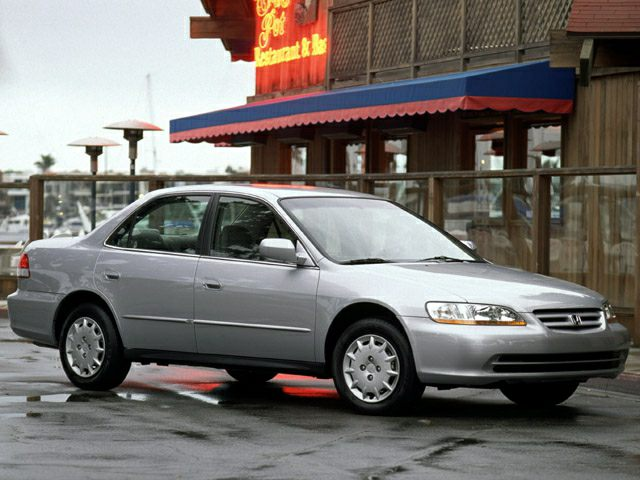 2001 Honda Accord Exterior Photo