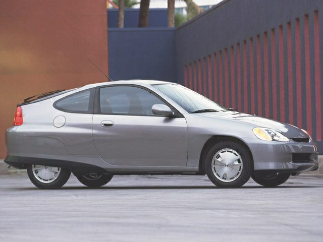2001 Honda Insight Exterior Photo