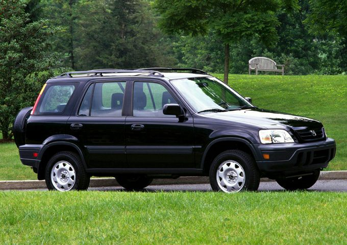 2001 Honda CR-V Exterior Photo