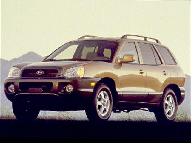 2001 Santa Fe
