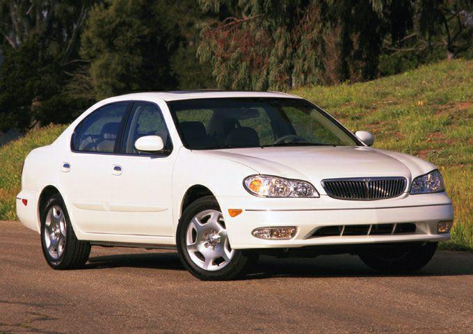 2001 Infiniti I30 Touring 4dr Sedan Pictures