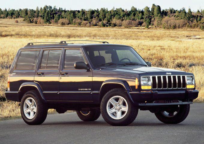 2001 Cherokee