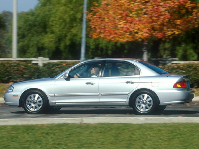 2001 kia optima lx 4dr sedan pictures. Black Bedroom Furniture Sets. Home Design Ideas