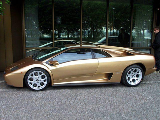 2001 Lamborghini Diablo Exterior Photo