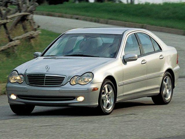 2001 C-Class
