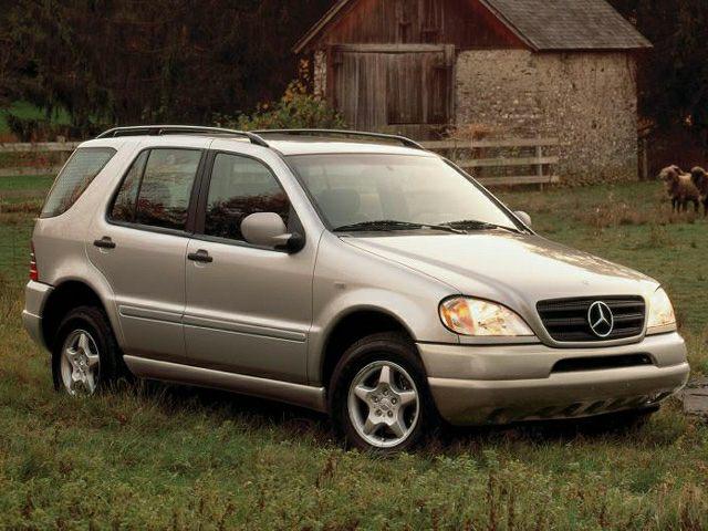 2001 M-Class
