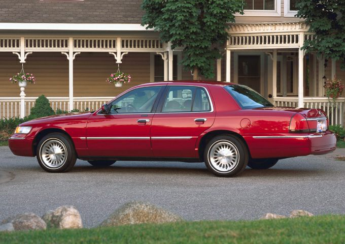 2001 mercury grand marquis pictures. Black Bedroom Furniture Sets. Home Design Ideas