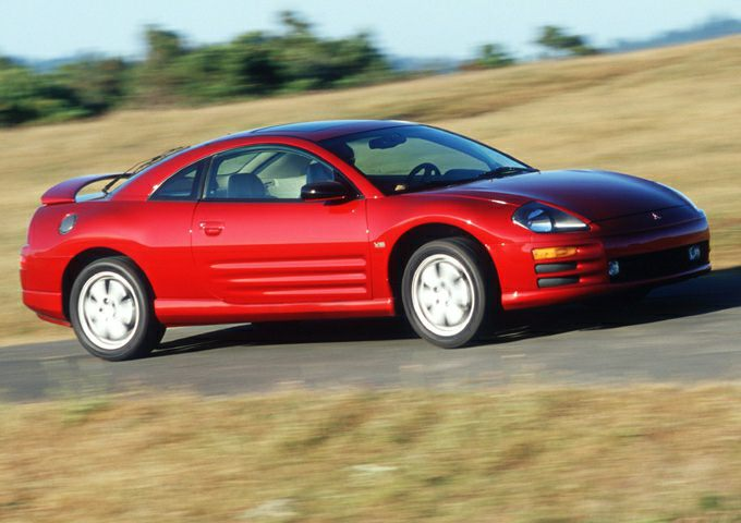 2001 Mitsubishi Eclipse Rs 2dr Coupe Pictures