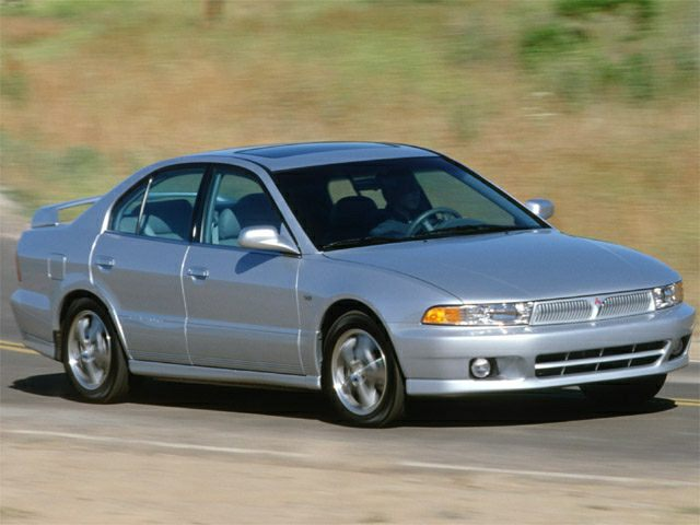 2001 Mitsubishi Galant Exterior Photo