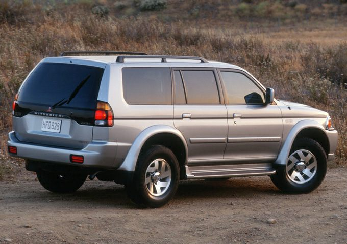 2001 mitsubishi montero sport xls 4dr 4x4 pictures. Black Bedroom Furniture Sets. Home Design Ideas