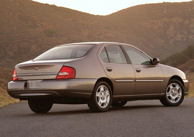 2001 Nissan Altima Exterior Photo